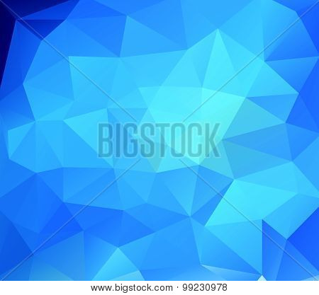 polygonal mosaic abstract background, Business design templates