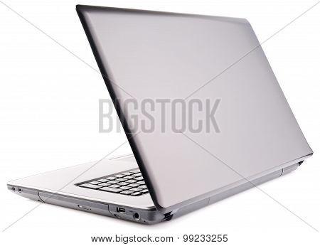 Laptop Rear Side Isometric View