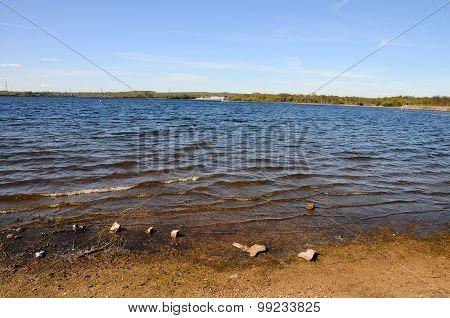 Chasewater lake.