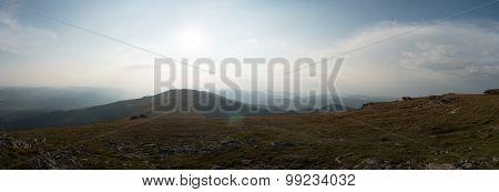 Landscape In The Low Tatras