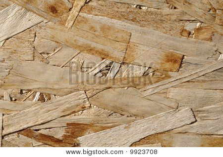 Pressed Plywood