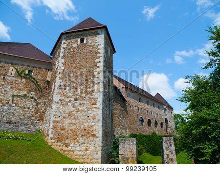 Fortification of Ljubljana Castle