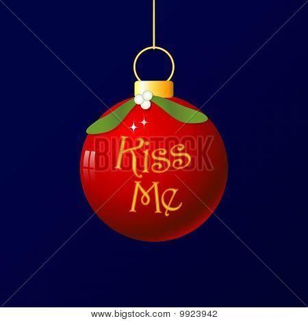Christmas Love - Kiss Me