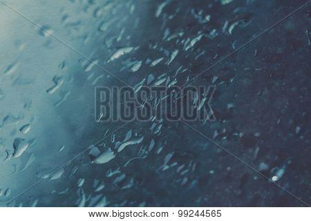Wet Glass Retro