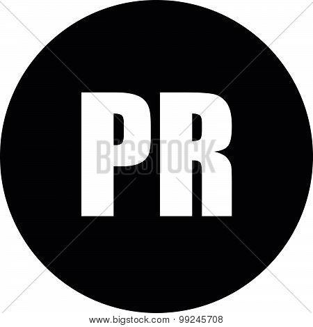 Pr Icon