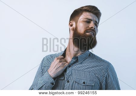 Brutal Bearded Man
