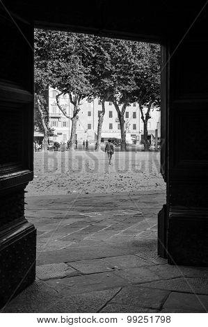 Door On Lucca