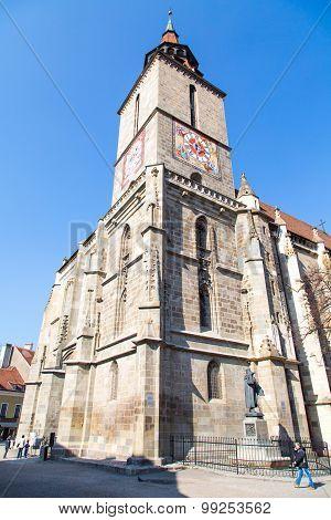 Black Church, Biserica Neagra in Brasov, Romania