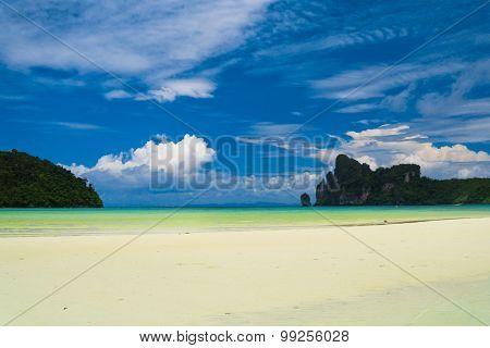 Divine Coastline White Sands