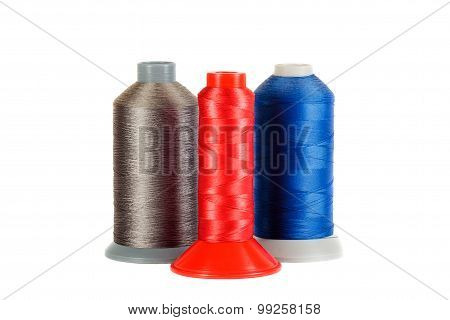 Three Cuts Of  Thread