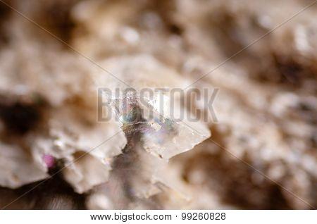 Gypsum Mineral Sample