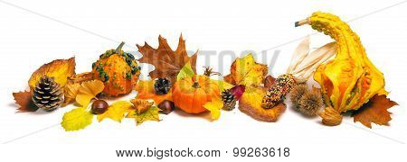 Autumn Decoration Arrangement