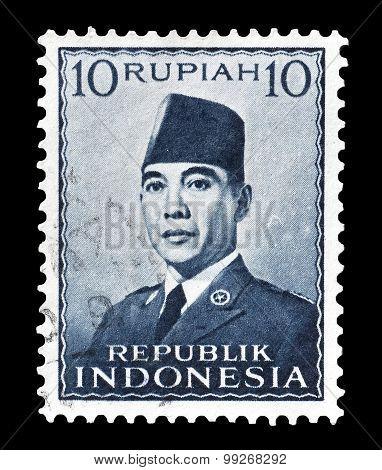 Indonesia 1955
