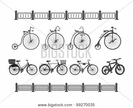 the development of the bicycle from the ancient to the modern