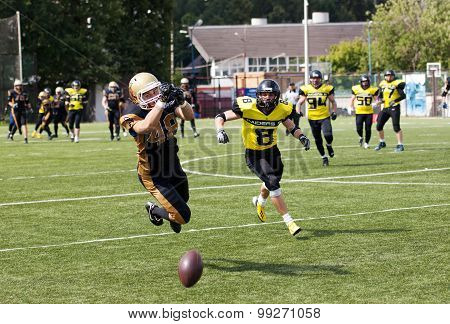 Alexeev Grigoriy (48) Catch The Ball