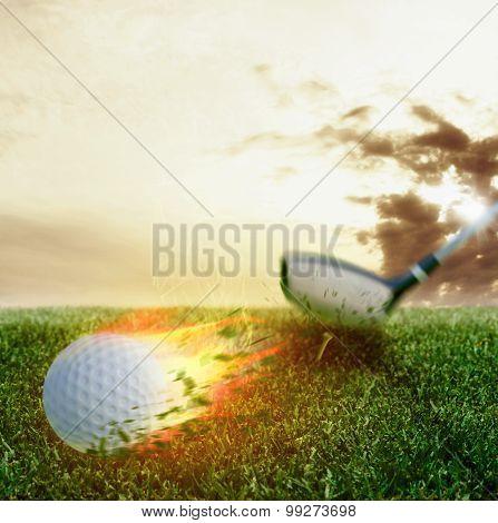 Golf fireball