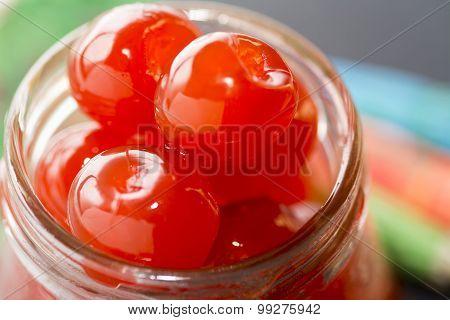 Cocktail Maraschino Cherries