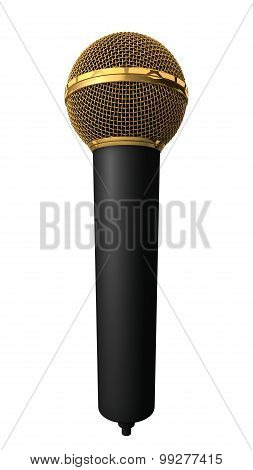 Simple Microphone, Golden Version