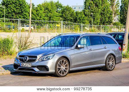 Mercedes-benz S212 E-class