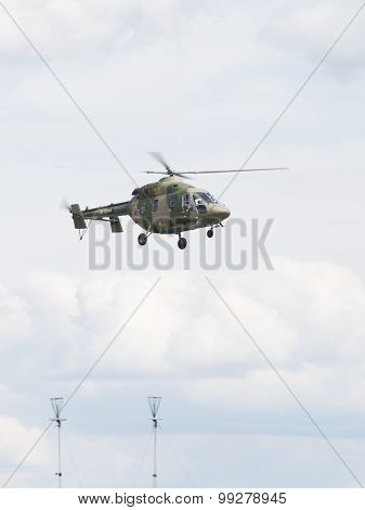 Military Helicopter Ansat-u
