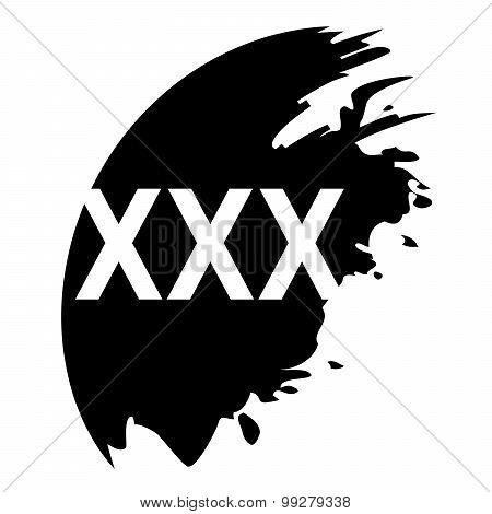 Xxx Black Icon