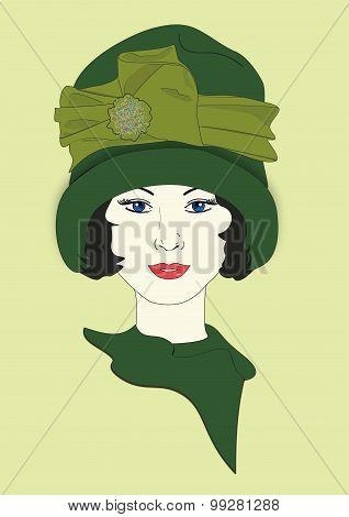 Millicent's Vintage Hat