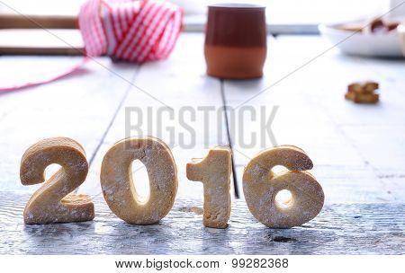 2016 Homemade Cookies..
