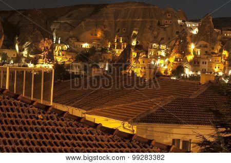 A Village In Cappadocia