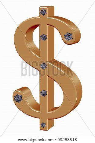 Xmas dollar