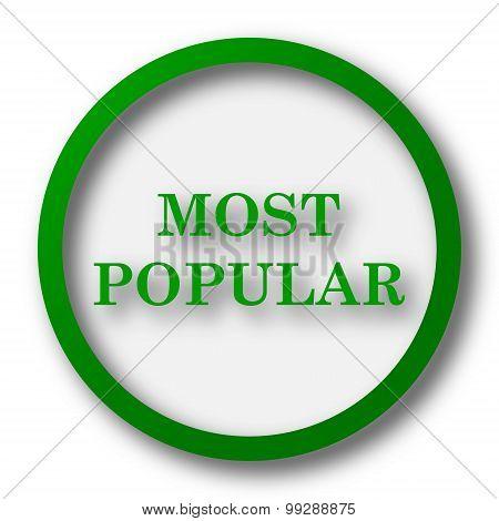 Most Popular Icon