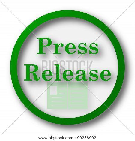 Press Release Icon