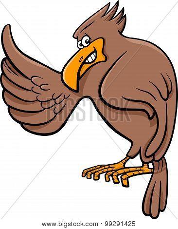 Eagle Animal Character