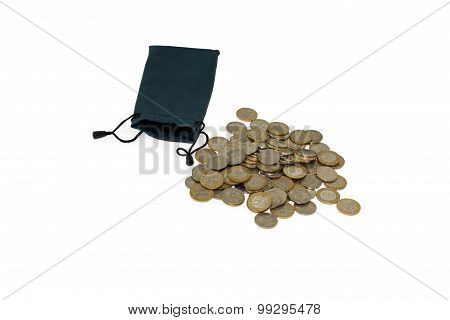 Coins Tenge.