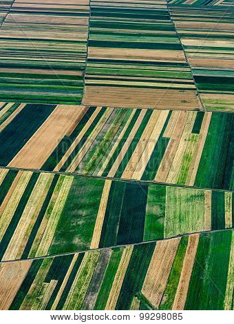 Aerial Views.