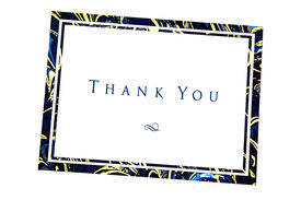 stock photo of thank you note  - thank you note captured using the natural light - JPG