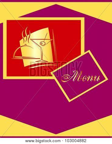 Menu Card Design Template