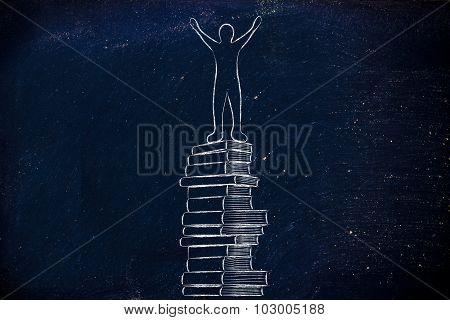 Education, University And School Achievements