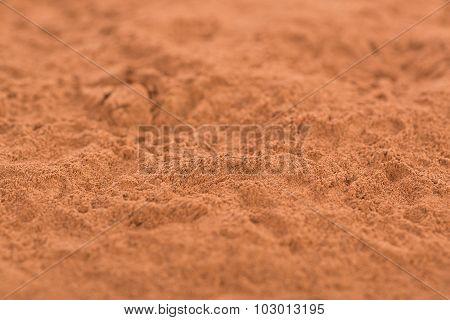 Cola Nut Powder Background Image