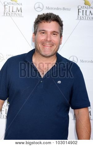 LOS ANGELES - SEP 26:  Nick Spark at the Catalina Film Festival Saturday Gala at the Avalon Theater on September 26, 2015 in Avalon, CA