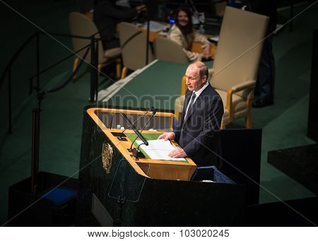 Vladimir Putin On 70Th Session Of The Un General Assembly