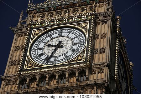 London Big Ben, Uk