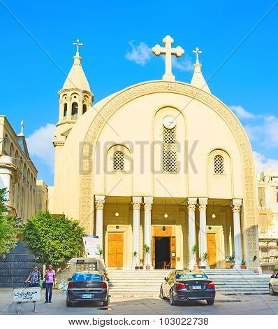 The Coptic Cathedral