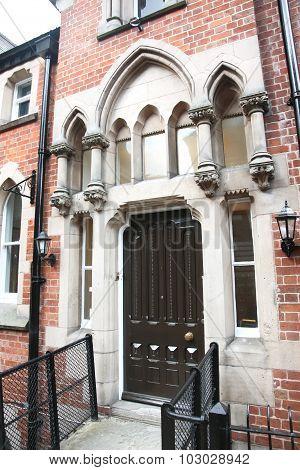 Classic Gothic Style European House, Uk
