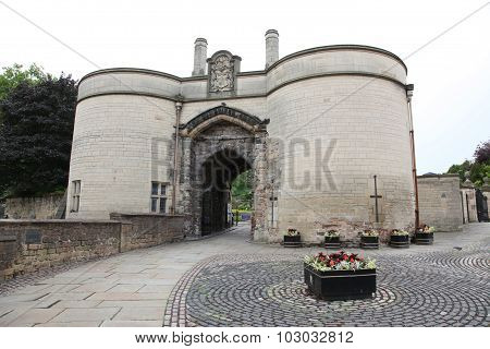 Nottingham Castle, Nottingham, Uk