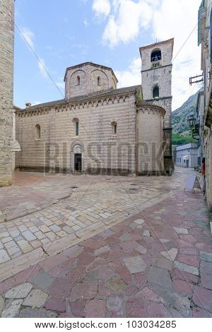 St Marys Collegiate Church, Kotor