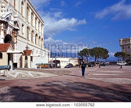 Prince Reiniers Palace, Monte Carlo.