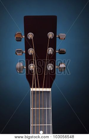 Neck Of The Guitar