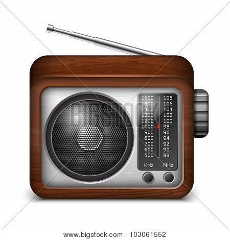 Radio App Icon