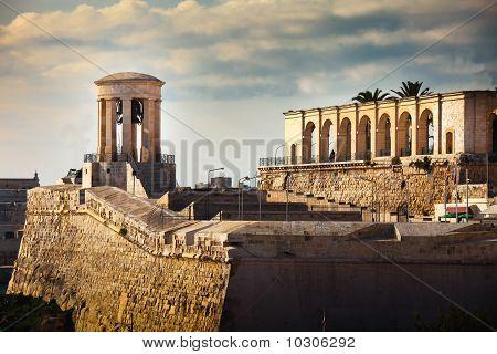 Bell Tower Memorial Valletta, Malta