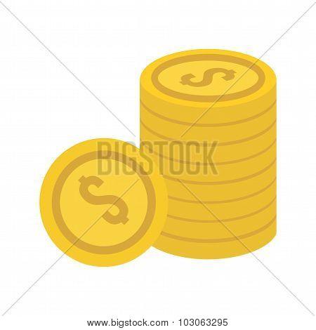 Coins ,Cash